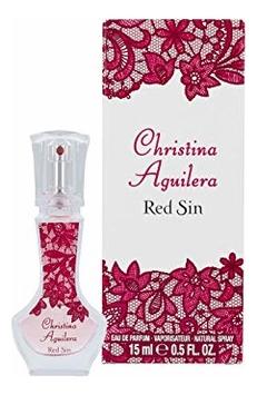 Red Sin: парфюмерная вода 15мл недорого