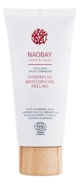 Пилинг для лица увлажняющий Moisturizing Peeling 100мл naobay hydraplus cream