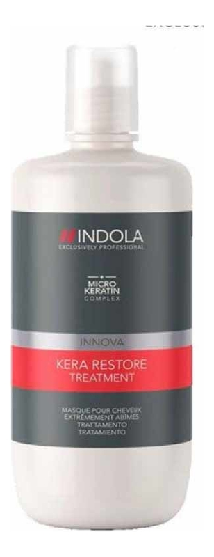 Маска для волос Кератиновое восстановление Innova Kera Restore Treatment: Маска 750мл восстановление маска