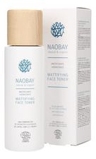 Naobay Тоник для лица матирующий Mattifying Face Toner 200мл