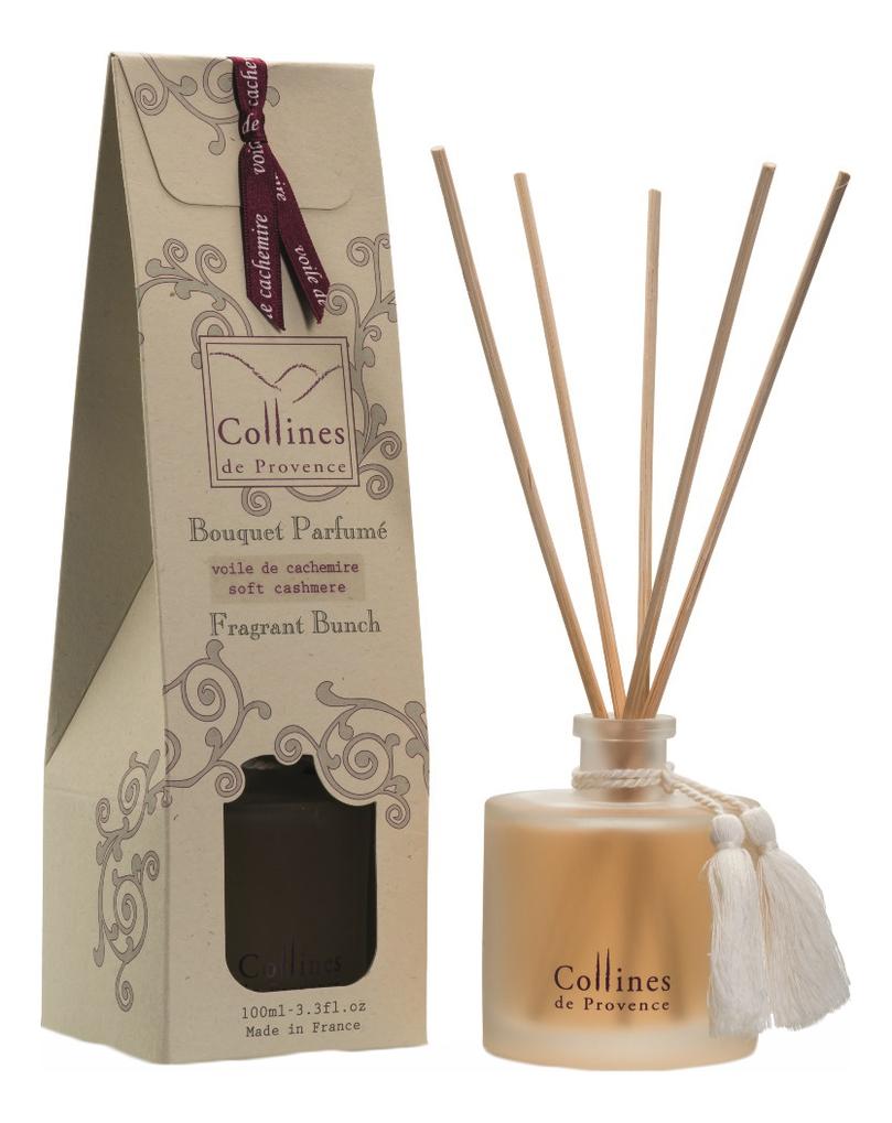 Купить Ароматический диффузор Secret d'Armoire 100мл: Soft Cashmere, Collines de Provence