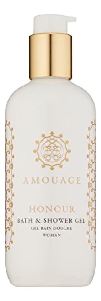Купить Honour for woman: гель для душа 300мл, Amouage