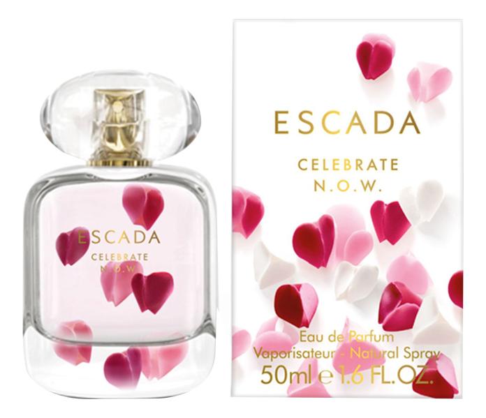 Фото - Escada Celebrate N.O.W. : парфюмерная вода 50мл escada collection 2003 парфюмерная вода 50мл