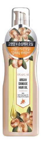 Масло для поврежденных волос Around Me Argan Damage Hair Oil 155мл масло для волос аргановое premium argan hair oil 100мл lador для волос