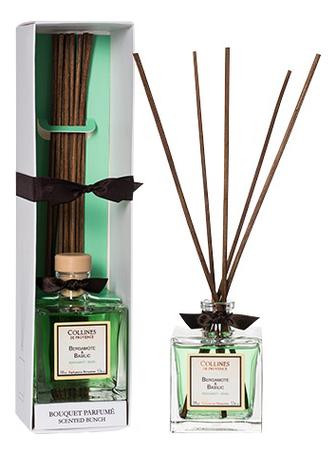 Купить Ароматический диффузор Accords Parfumes 100мл: Bergamot-Basil, Collines de Provence