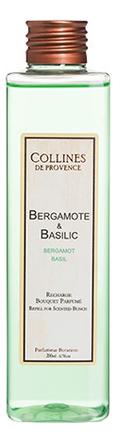 Наполнитель для диффузора Accords Parfumes 200мл: Bergamot-Basil carlo bossi parfumes invinus