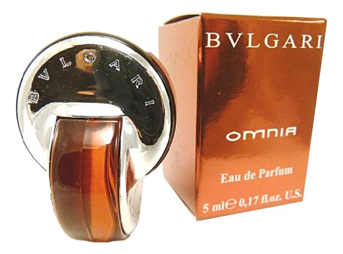 Bvlgari Omnia: парфюмерная вода 5мл