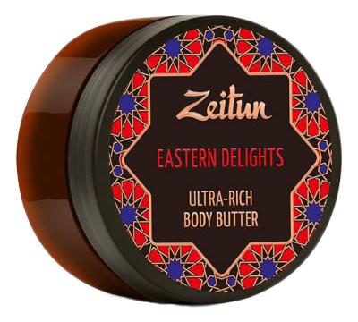 Крем-масло для тела Восточные сладости Eastern Delights Ultra-Rich Body Butter 200мл восточные сладости