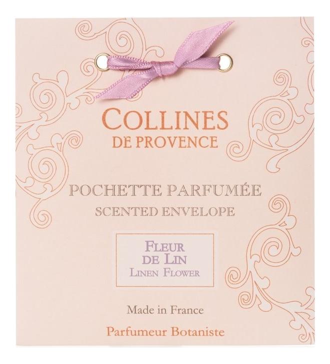 Ароматизированный конверт Secret dArmoire: Linen Flower
