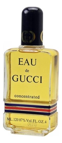 Gucci Eau de Gucci Concentrated: одеколон 120мл тестер