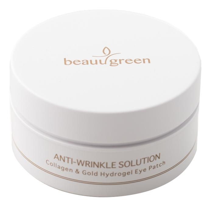 Гидрогелевые патчи для кожи вокруг глаз с коллагеном Anti-Wrinkle Solution Collagen & Gold Hydrogel Eye Patch 60шт недорого