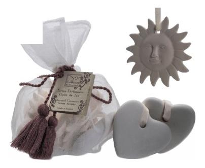 Ароматическое саше Secret d'Armoire (керамика): Linen Flower фото