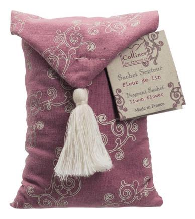 Ароматическое саше Secret dArmoire (розовое): Linen Flower