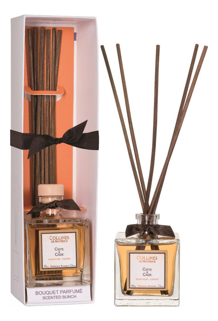 Купить Ароматический диффузор Accords Parfumes 100мл: Rock Rose-Juniper, Collines de Provence