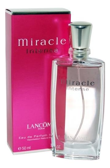 Lancome Miracle Intense: парфюмерная вода 50мл lancome miracle blossom парфюмерная вода 50мл