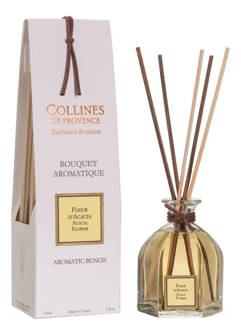 Купить Ароматический диффузор Les Naturelles 100мл: Acacia Flower, Collines de Provence