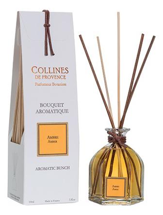 Купить Ароматический диффузор Les Naturelles 100мл: Amber, Collines de Provence