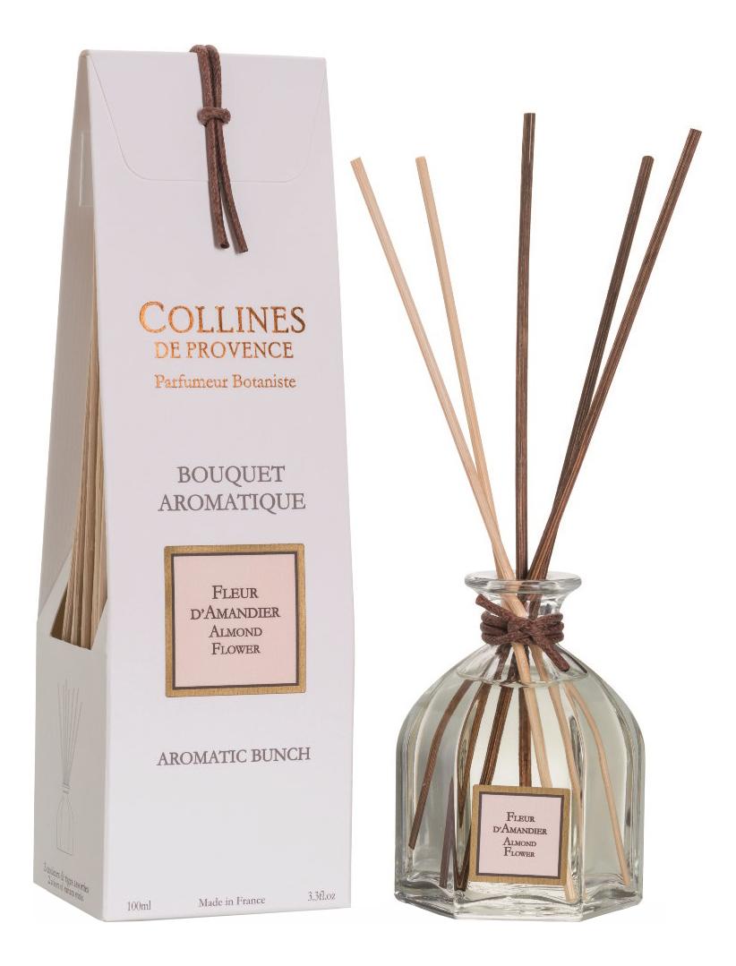 Купить Ароматический диффузор Les Naturelles 100мл: Almond Flower, Collines de Provence