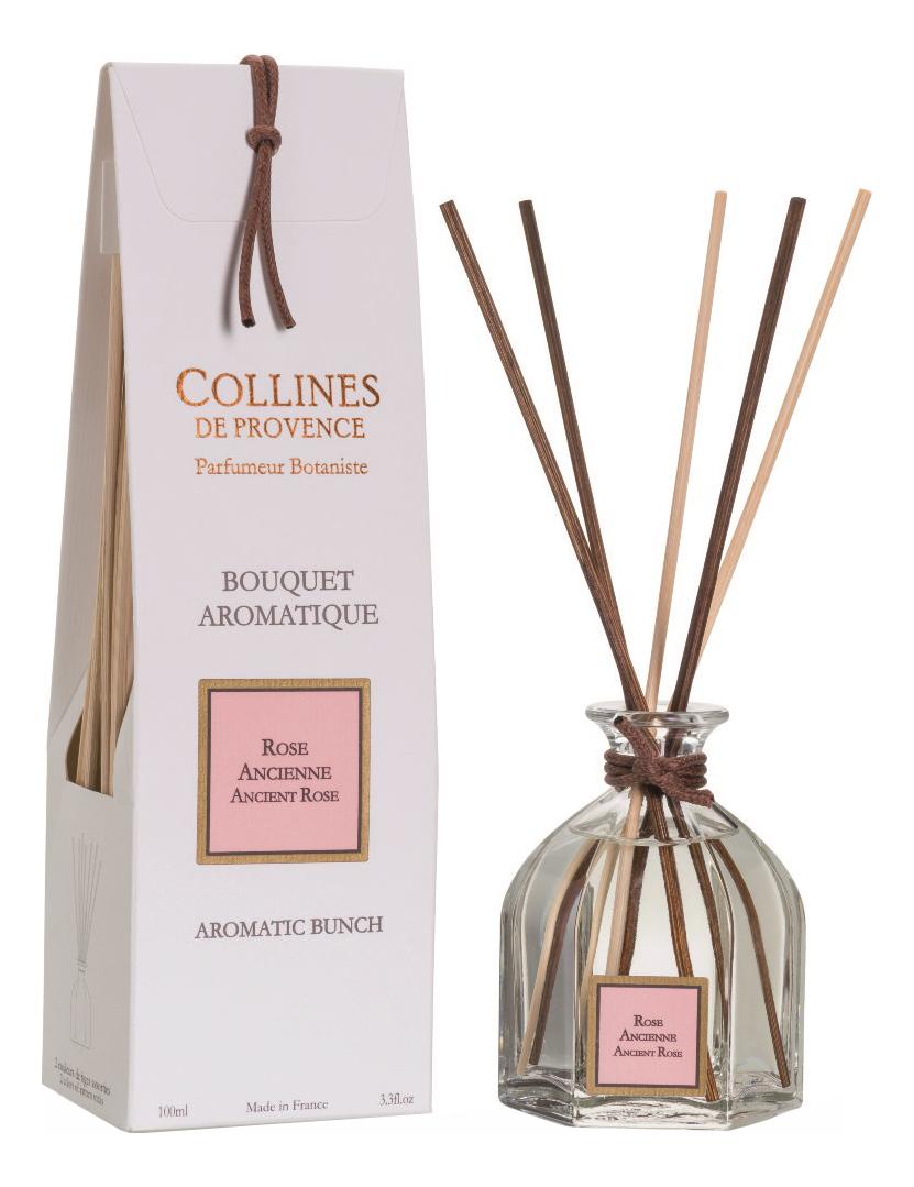 Купить Ароматический диффузор Les Naturelles 100мл: Ancient Rose, Collines de Provence