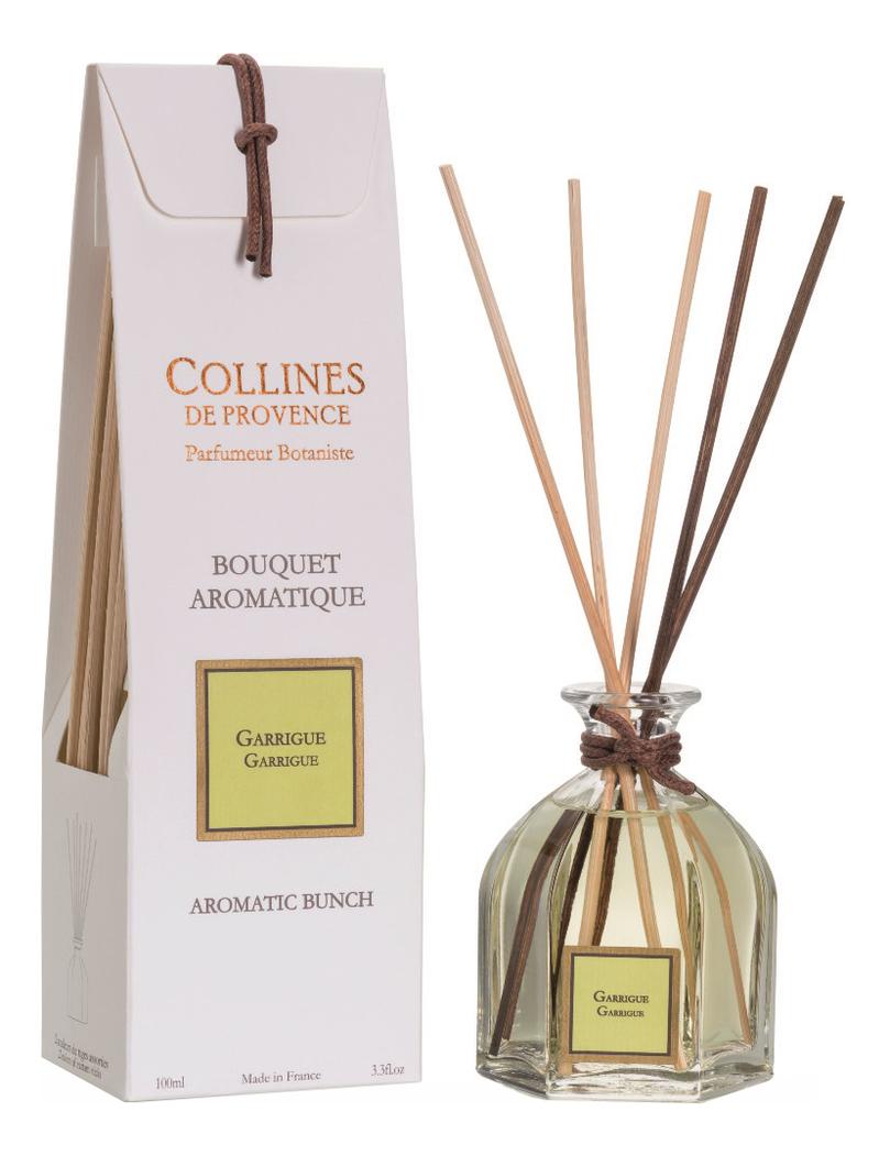 Купить Ароматический диффузор Les Naturelles 100мл: Garrigue, Collines de Provence