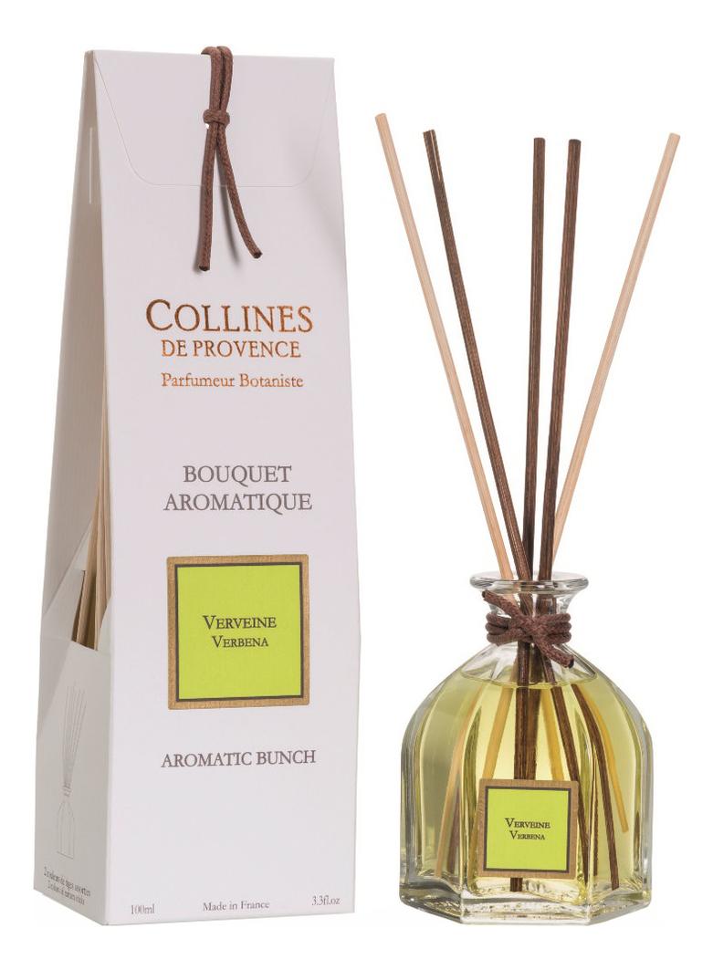 Купить Ароматический диффузор Les Naturelles 100мл: Verbena, Collines de Provence