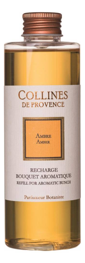 Купить Наполнитель для диффузора Les Naturelles 200мл: Amber, Collines de Provence