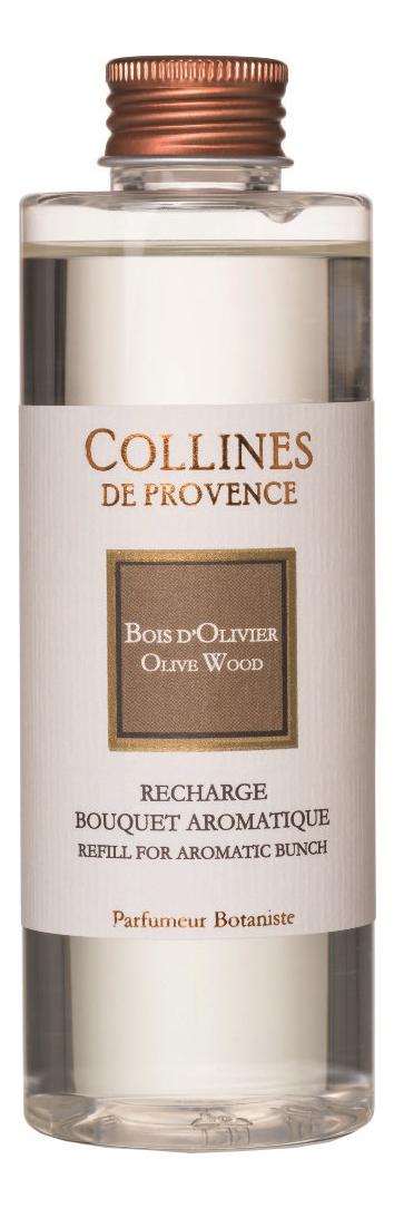 Купить Наполнитель для диффузора Les Naturelles 200мл: Olive Wood, Collines de Provence