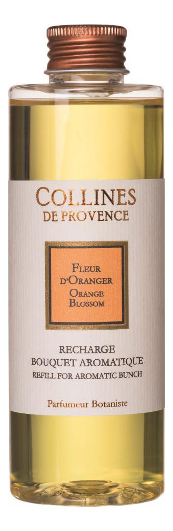 Наполнитель для диффузора Les Naturelles 200мл: Orange Blossom, Collines de Provence  - Купить