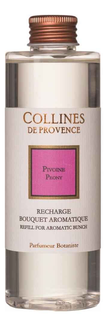 Купить Наполнитель для диффузора Les Naturelles 200мл: Peony, Collines de Provence