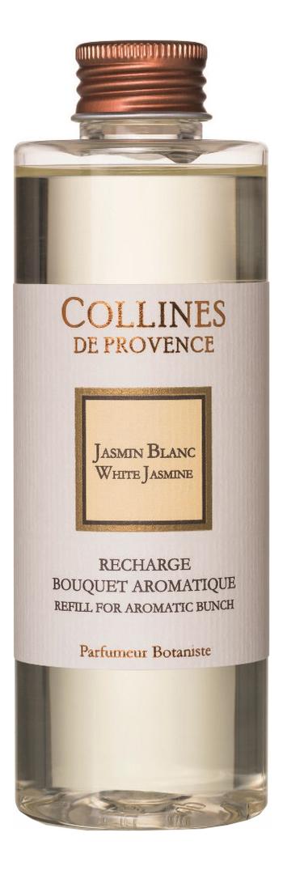 Купить Наполнитель для диффузора Les Naturelles 200мл: White Jasmine, Collines de Provence