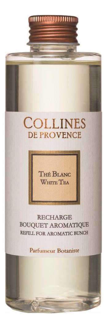 Купить Наполнитель для диффузора Les Naturelles 200мл: White Tea, Collines de Provence
