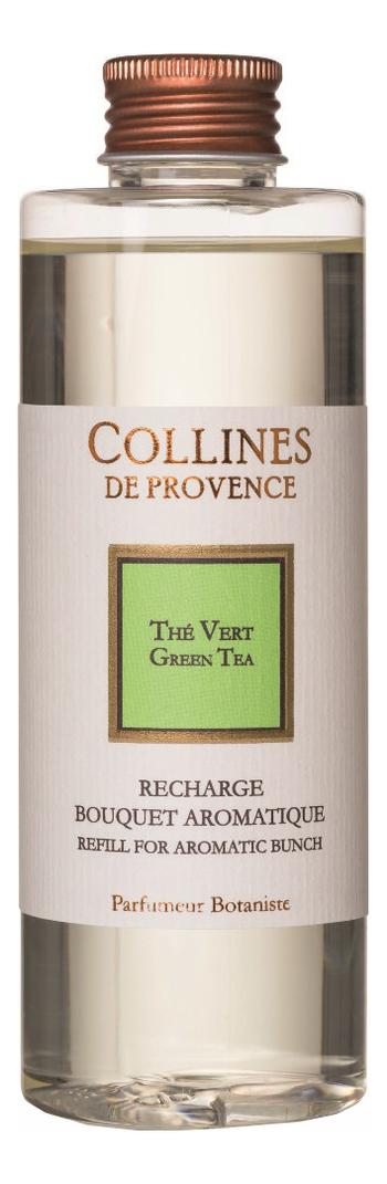 Купить Наполнитель для диффузора Les Naturelles 200мл: Green Tea, Collines de Provence