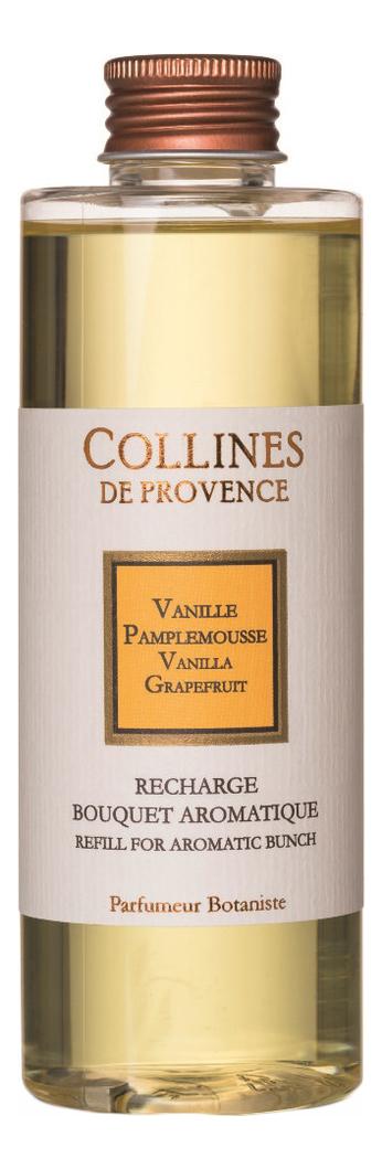Купить Наполнитель для диффузора Les Naturelles 200мл: Vanilla-Grapefruit, Collines de Provence
