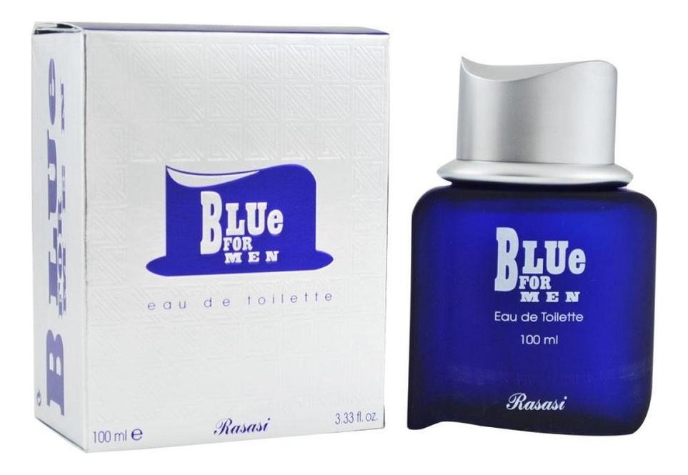 Купить Blue For Men: туалетная вода 100мл, Rasasi