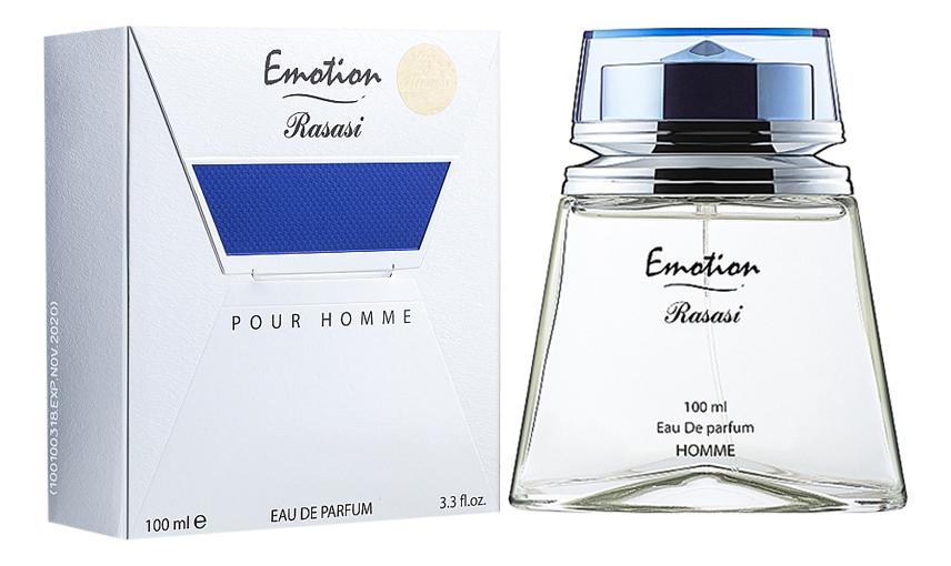 Купить Emotion Men: парфюмерная вода 100мл, Rasasi