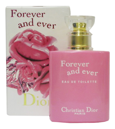 Christian Dior Forever And Ever 2004: туалетная вода 50мл туалетная вода christian dior forever and ever dior 50 мл