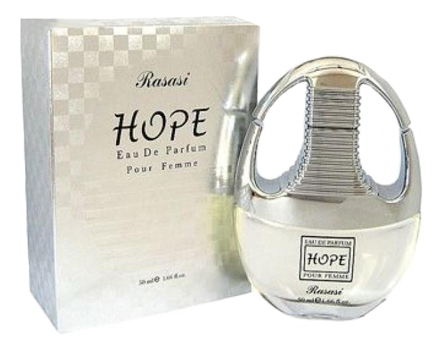 Купить Hope: парфюмерная вода 50мл, Rasasi