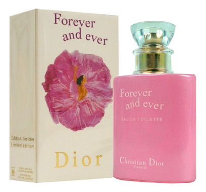 Christian Dior Forever And Ever 2001: туалетная вода 50мл туалетная вода christian dior forever and ever dior 50 мл