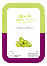 Wims8 Маска для лица с экстрактом винограда Grape Daily Mask