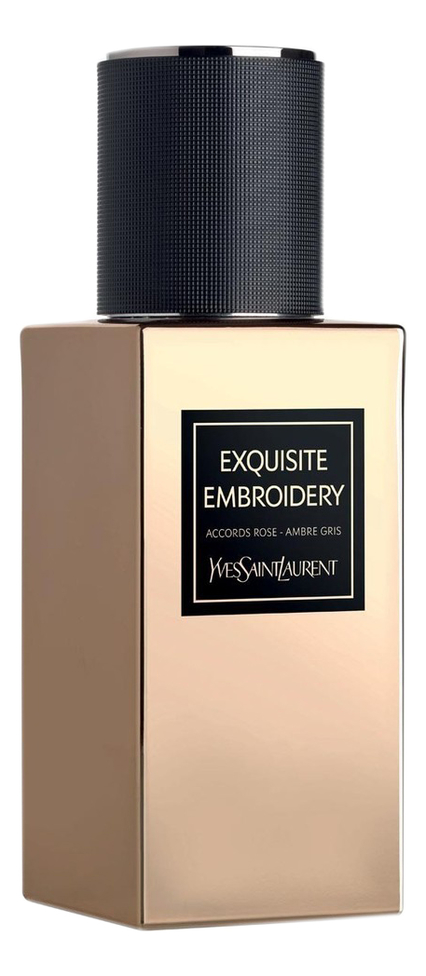 Фото - YSL Exquisite Embroidery: парфюмерная вода 3,5мл ysl exquisite musk парфюмерная вода 80мл