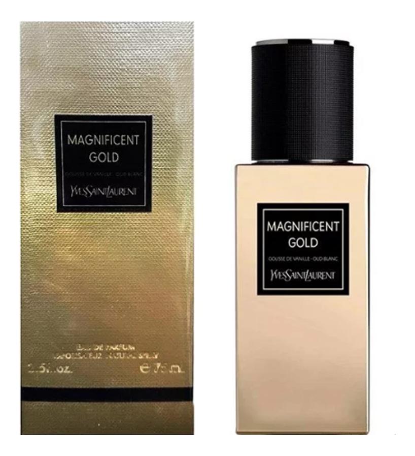 Фото - YSL Magnificent Gold : парфюмерная вода 75мл ysl paris rebel collector 2015 парфюмерная вода 75мл