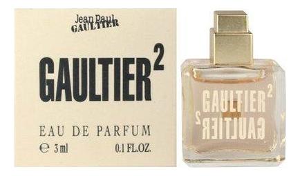 Фото - Gaultier 2: парфюмерная вода 3мл jean paul gaultier soleil юбка до колена