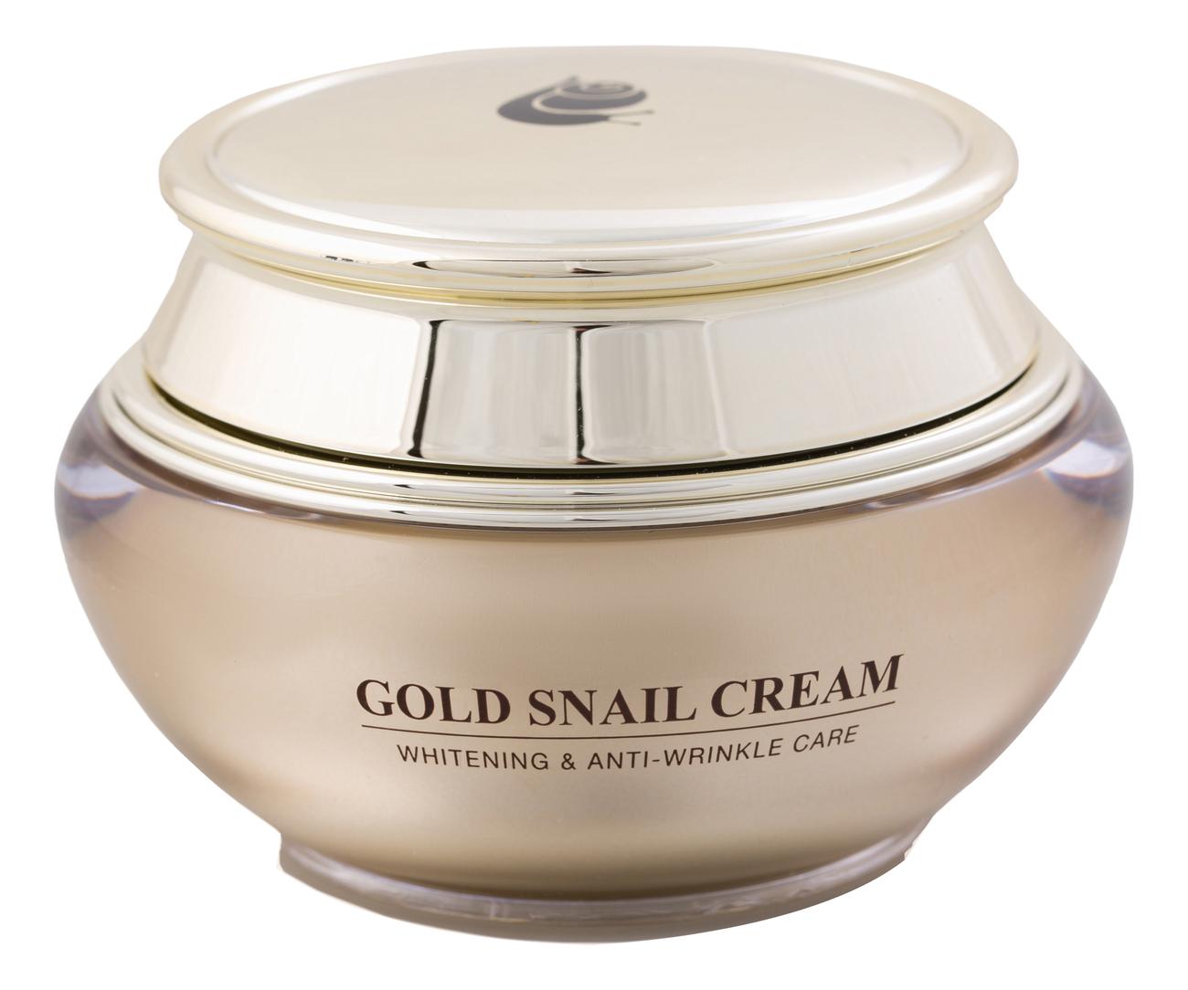 Крем для лица Gold Snail Cream 50г snail крем