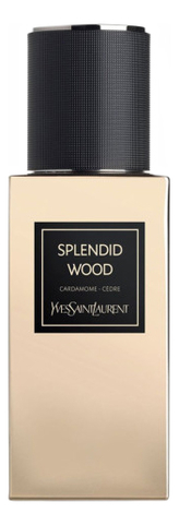 Купить YSL Splendid Wood (Le Vestiaire Des Parfums): парфюмерная вода 75мл, Yves Saint Laurent