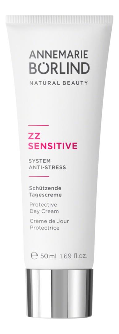 Купить Крем для лица дневной защитный ZZ Sensitive Protective Day Cream 50мл, Annemarie Borlind