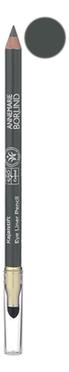 Купить Карандаш для глаз Eye Liner Pencil 1, 08г: Graphite, Annemarie Borlind
