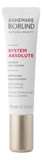 Крем для кожи вокруг глаз System Absolute Anti-Aging Eye Cream 15мл