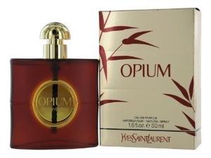 Opium: парфюмерная вода 50мл недорого