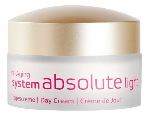 Купить Дневной крем для жирной кожи лица легкий System Absolute Anti-Aging Light Day Cream 50мл, Annemarie Borlind