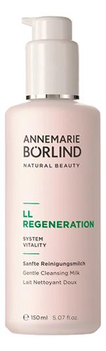 Купить Молочко для лица очищающее с биокомплексом LL Regeneration Cleansing Milk 150мл: Молочко 150мл, Annemarie Borlind